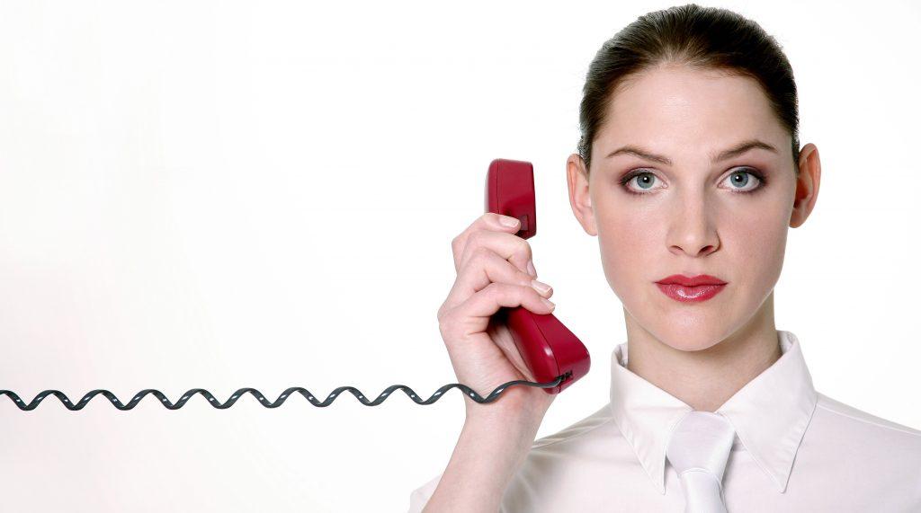 טיפול בהתנגדויות מכירה בטלפון